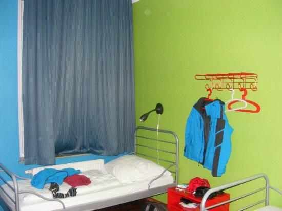 The Circus Hostel: 4 Bed Dorm