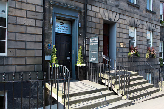The Edinburgh Townhouse