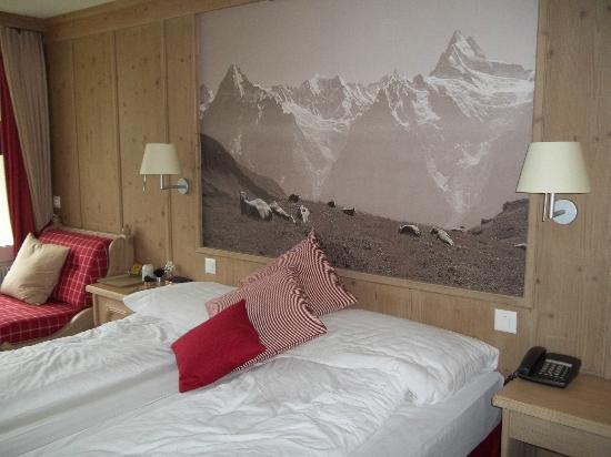 Hotel Spinne: Refreshingly different room decor