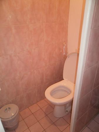 Hotel du Centre: Les WC