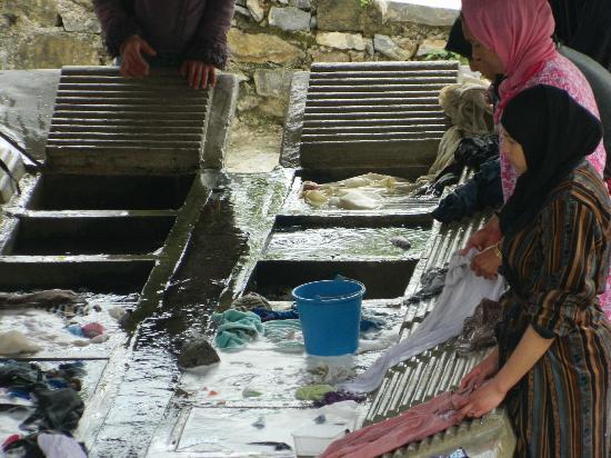 Kasbah Museum : Actividades que uno puede observar