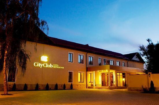 CityClub, Hotel Restaurant
