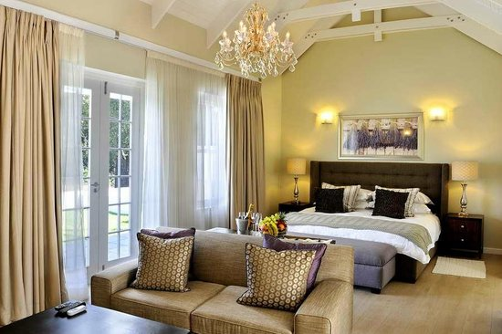 Lavender Farm Guest House Franschhoek: Lovely new rooms!