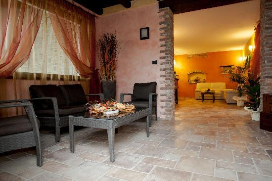 Mondovi, Italia: Ingresso del bed and breakfast