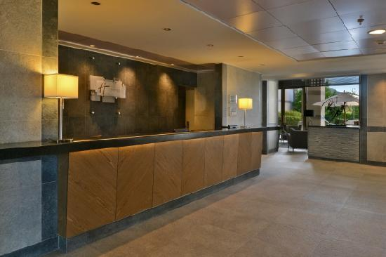 Holiday Inn Express Temuco: Reception
