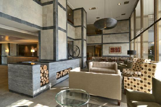 Holiday Inn Express Temuco: Lounch Area