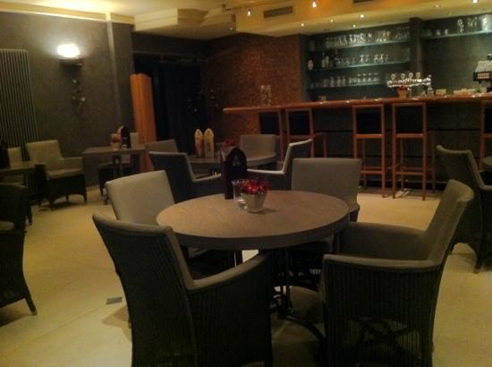 Rijckendael Hotel : empty bar