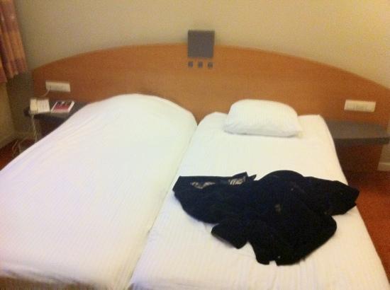 Rijckendael Hotel : Beds