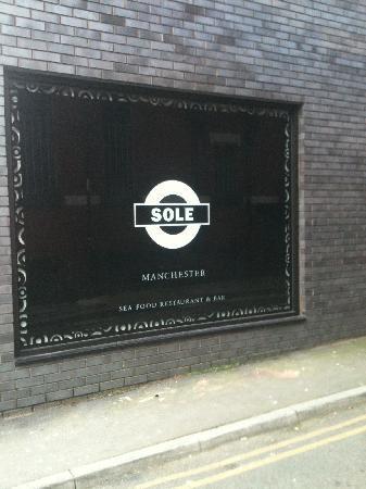 Sole Restaurant & Bar: Exterior
