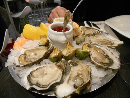 Galeries Lafayette Gourmet: Piatto del giorno