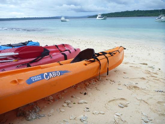 Bokissa Private Island Resort: Malo River here we come!