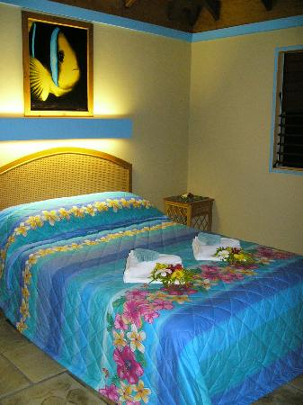 Bokissa Private Island Resort: Our comfy room