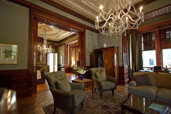 Wentworth Mansion : Master Suite Parlor