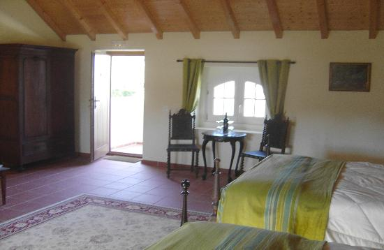 Quinta do Scoto: Dove Cote 2 room Suite sleeps up to 6
