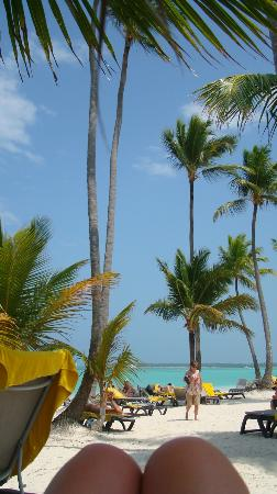 Barcelo Bavaro Beach - Adults Only: tanning time :P