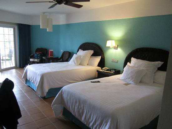 Barcelo Bavaro Beach - Adults Only: Standard Room...very comfy