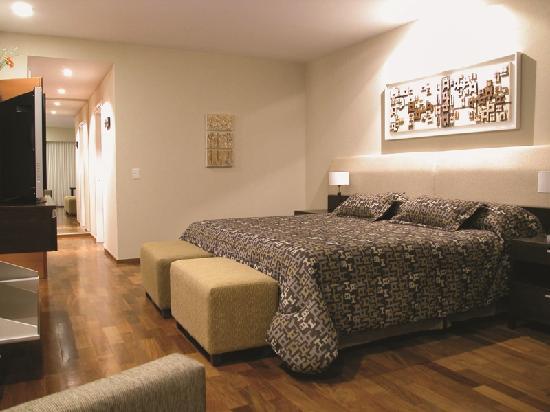 Altos de Belgrano: SUITE HOTEL