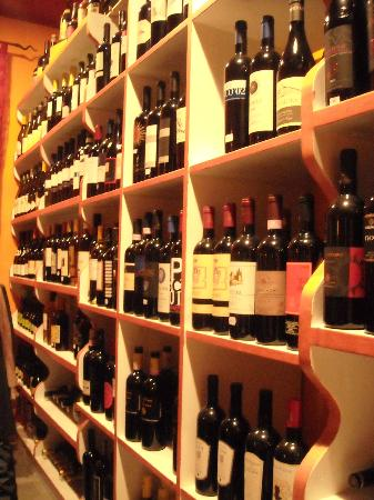 L'angolino : Wine Selection