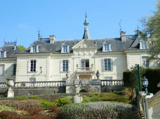 Bourgeuil, France: Chateau