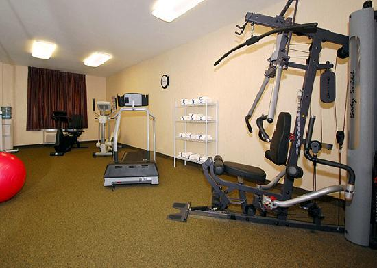 Comfort Inn & Suites Madison North: Fitness Center