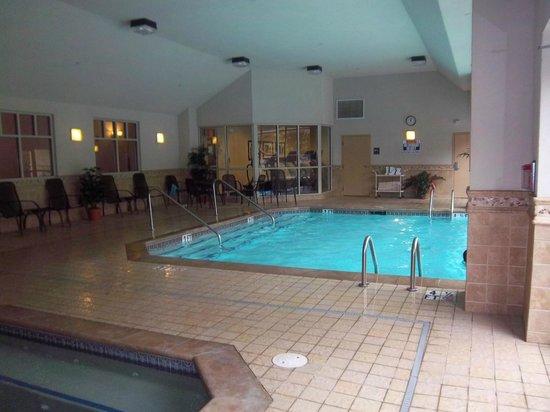 Drury Inn & Suites Charlotte Northlake : Pool