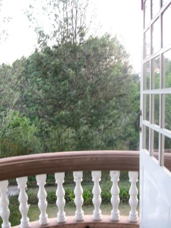 Pine Hill Resort, Kalaw: vista dal balcone