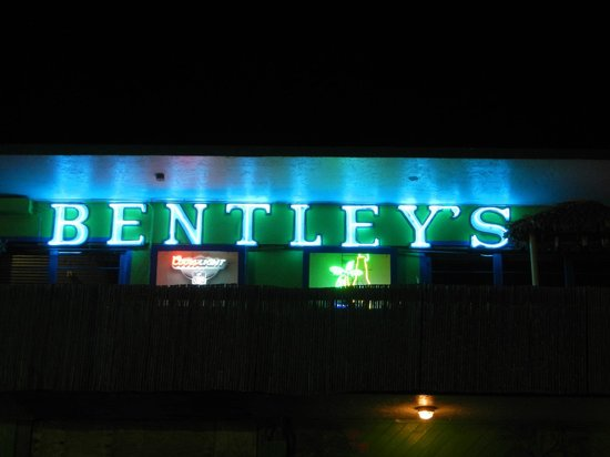 Bentley's Restaurant MM82