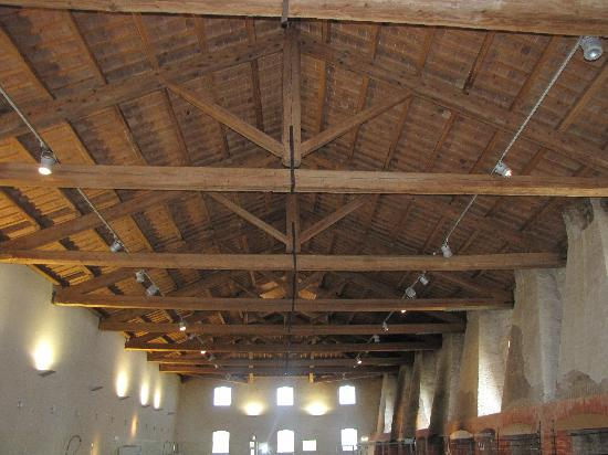 La Manifattura dei Marinati: il tetto