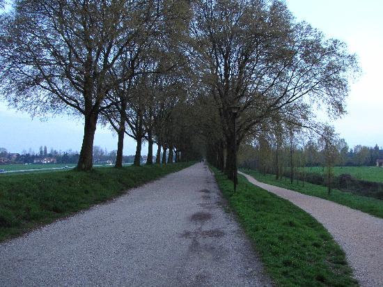 Le Mura di Ferrara: camminando