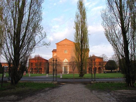Ferrara, Italie : vista