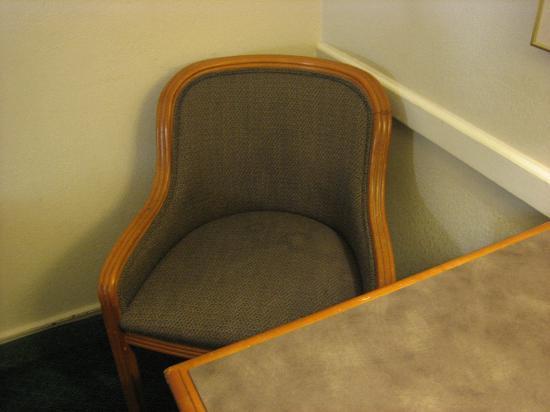 Days Inn Jacksonville Baymeadows : One chair.