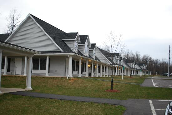 The Village at Pocono: the villas