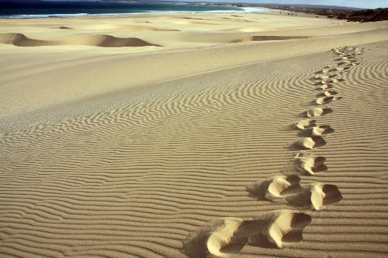 Royal Horizon Boa Vista: sand dunes