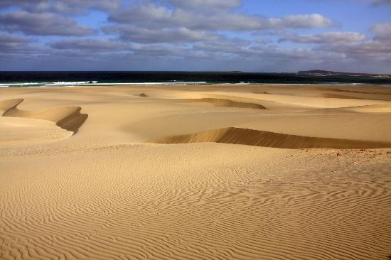 Royal Decameron Boa Vista : sand dunes