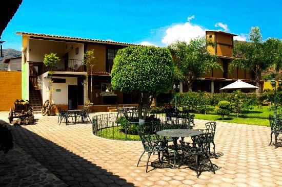 Hotel Malinalco : vista
