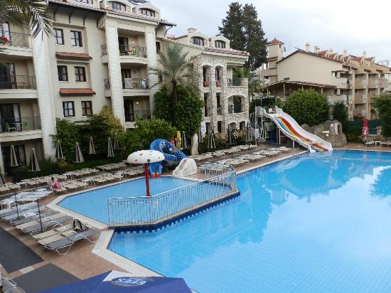 Club Alize : Pool