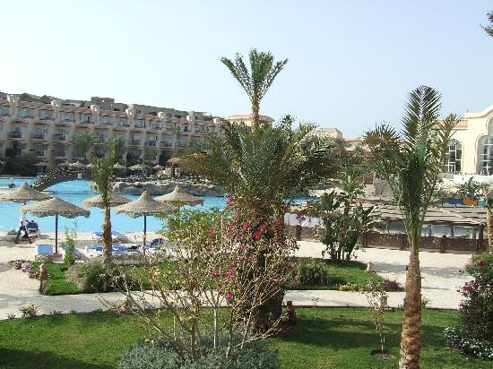 Pyramisa Sahl Hasheesh Resort: Фото отеля