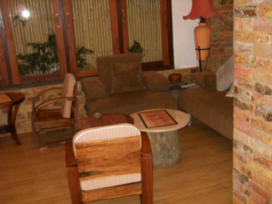 Avalon Hotel: Lobby area