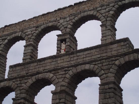 Acueducto Hotel: Aqueduto Romano sec. I e II