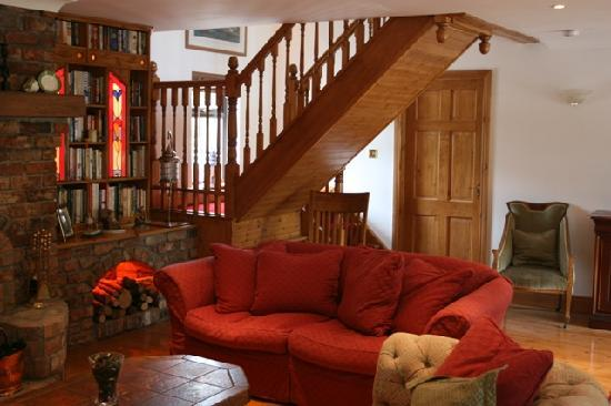 Kingfisher Lodge : Lounge for Guests