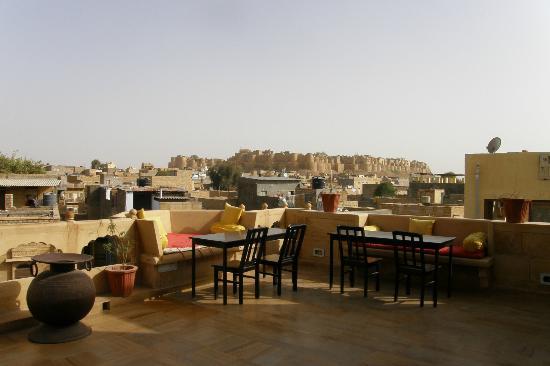 Hotel Pleasant Haveli: vistas desde la terraza