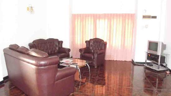 FoRest Villa: Lobby