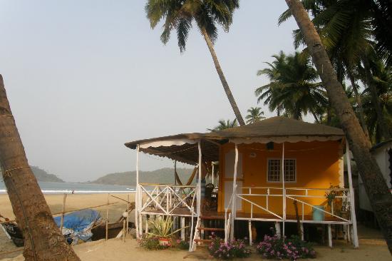 Cuba Premium Beach Huts: nuestro bungalow