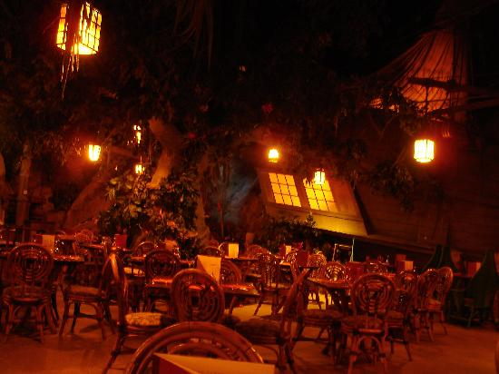 Image result for the blue lagoon restaurant disneyland paris