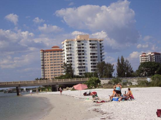 Lovers Key Resort: View from the park