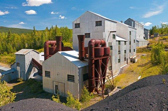 Brazeau Collieries Mine Site & Nordegg Heritage Museum