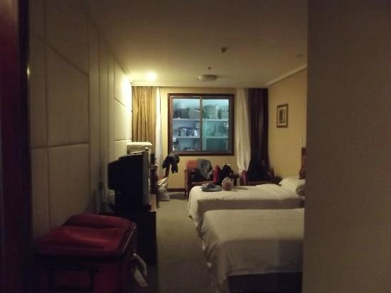 Days Inn City Centre Xian: Room with a view?