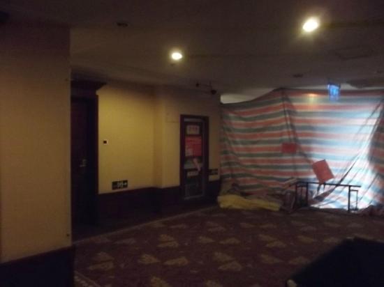 Days Inn City Centre Xian: Fire exit?