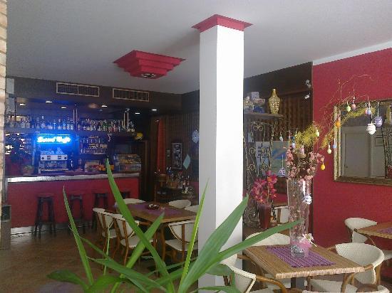 Hotel Malibran: soggiorno-sala bar