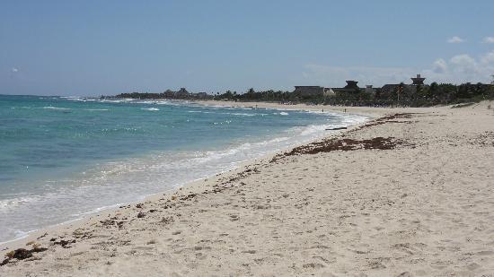 منتجع شاطئ فيلاس دي روزا: View from beach